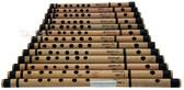 MAHARAJA MUSICALS 13 pc Bansuri Set, Bamboo Indian Flutes - No. 140