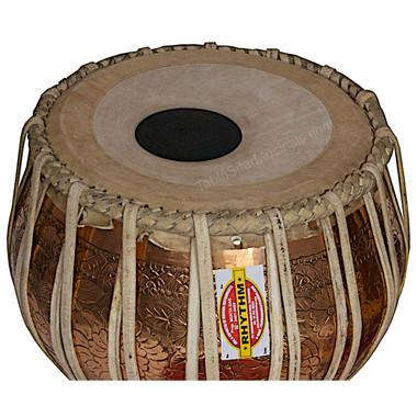Mukta Das Ganesh Golden Tabla Set 4kg, Maha-agni Dayan