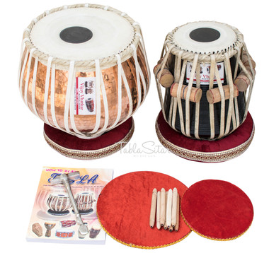 Vhatkar Copper Tabla Set 2.5kg