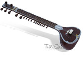 buy sitar half decorated