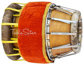 SWARAJATHI Jackfruit Thavil / Thakil, South Indian Drum - No. 385