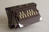 MKS Concert Shruti Small Box, Mahogany Color With Bag, No. 623
