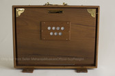 MKS Concert Special Shruti Large Box, Natural Color With Bag, No. 622