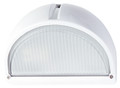 Oriel Small Cheval Bunker Light Plain Ip54 Wht OL7960WH