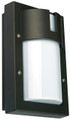 Oriel Ludo Mini Graphite Outdoor Wall Light IP65 E27 Premium Powdercoated SG70523GP