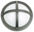 Oriel Solo Graphite Outdoor Wall Light IP65 E27 Premium Powdercoated SG70550GP