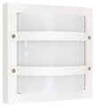 Oriel Largo White Outdoor Wall Light IP65 E27 Premium Powdercoated SG70560WH