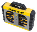 Supercraft 58 Piece Screwdriver Set