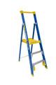 Bailey Platform Ladder Fibreglass 150kg 0.9m FS10721