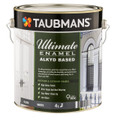 Taubmans Ultimate Enamel 4L White Gloss Alkyd Based Enamel