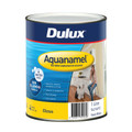 Dulux Aquanamel 1L High Gloss White Enamel Paint