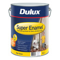 Dulux Super Enamel 10L High Gloss Vivid White Interior Paint