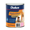 Dulux Wash & Wear 101 1L Low Sheen Extra Bright Base Interior Paint