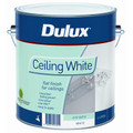 Dulux 4L White Ceiling Paint