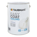 Taubmans Easy Coat 10L White Ceiling Paint
