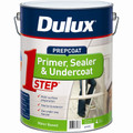 Dulux 1 Step 10L Acrylic Based Primer Sealer Undercoat