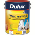 Dulux Weathershield 10L  Extra Bright Base Gloss Exterior Paint