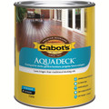 Cabots Aquadeck 1L New Natural Exterior Decking Oil