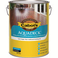Cabots Aquadeck 10L New Natural Exterior Decking Oil