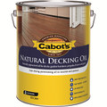 Cabots 10L Natural Exterior Decking Oil