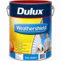 Dulux Weathershield 10L Bold Yellow Base Low Sheen Exterior Paint