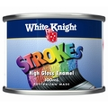 White Knight Strokes 100ml Gloss Ripple Green