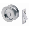 Gainsborough Sliding Cavity Door Lock Vp Gb Circular Passage Pb 396PBC