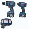 Bosch 18V SBR 2-C Ec 18V 2.0Ah Brushless Li-Ion Cordless 2Pce Combo Kit