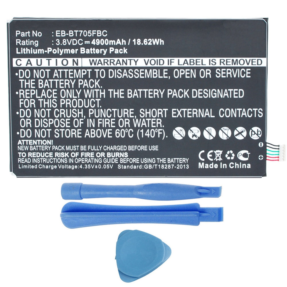 EB-BT705FBU Battery for Galaxy Tab S 8.4