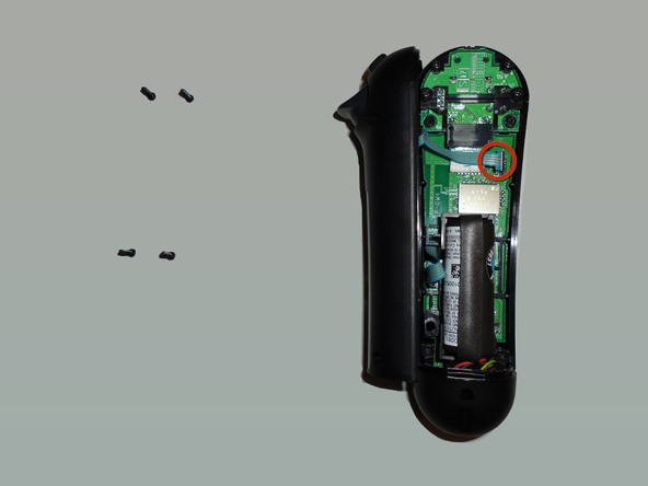 How to replace the LIS1442 battery in your Sony PS3 Move