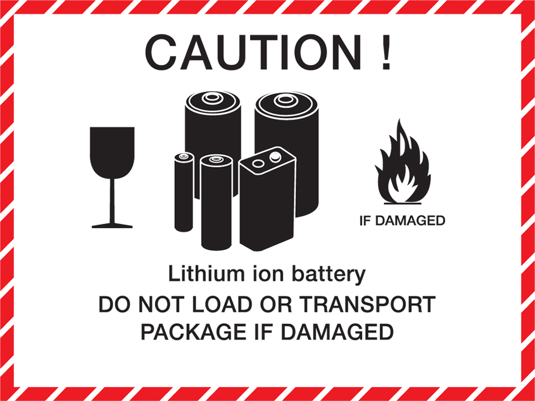 New Usps Mailing Regulations For Lithium Battery Shipments