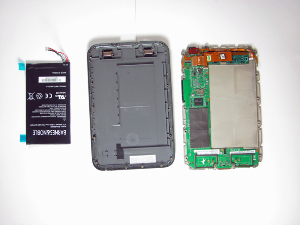 How To Replace The Bna B0002 Battery For Barnes Amp Noble