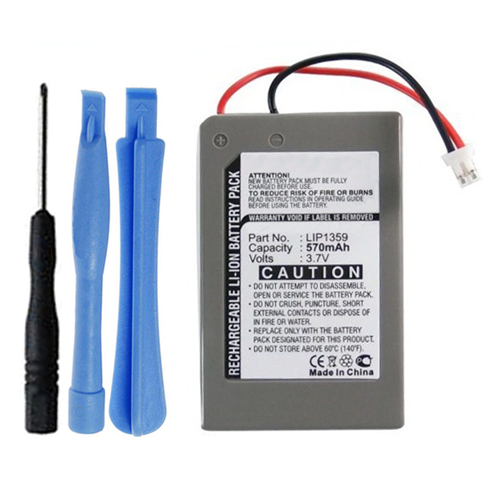 LIP1359 Battery Pack for Sony PS3 Dualshock 3 Controller