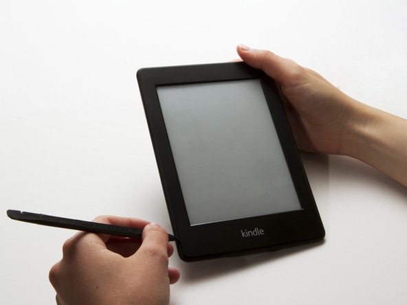 How to Replace the Battery in Amazon Kindle Paperwhite DP75SDI EY21