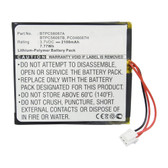 MT-1000C-BTP Battery for Crestron MT-1000C MiniTouch Touchpanel