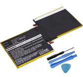 S2012-002 Battery for Amazon Kindle Fire HD 8.9 with Tools