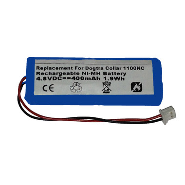 DC-1 BP12RT BP-RR BP-12 40AAAM4SMX Battery for Dogtra Dog Collar