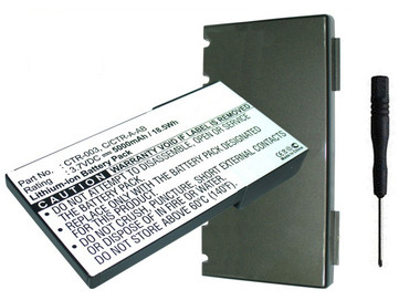 5000mAh Extended CTR-003 Battery for Nintendo 3DS N3DS CTR-001