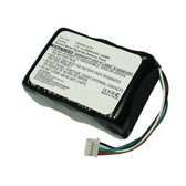533-000050 Battery for Logitech Squeezebox Radio 930-000101
