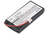 Battery for Golf Buddy Plus DSC-GB100K GPS Rangefinder LI-B04-082242