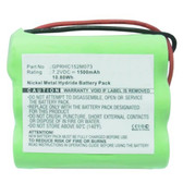 Battery for iRobot Braava 320 321 Mint 4200 4205 Floor Cleaner 4408927
