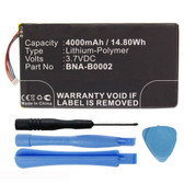 BNA-B0002 Battery for Barnes & Noble NOOK HD 7 BNRV400 BNTV400 Tablet
