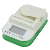 Universal Lithium-ion Li-ion Battery Wall Travel Charger w/ LCD USB