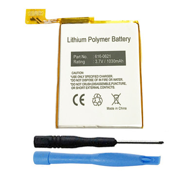 616-0619 616-0621 Battery for Apple iPod Touch 5 5th Gen A1421 A1509