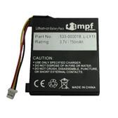 Logitech G930 Battery Replacement L-LY11 553-000018 Headset 750mAh