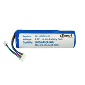 361-00029-01 010-10806-20 Battery for Garmin Astro DC20 DC30 DC40