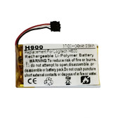 AHB521630 533-000071 1110 Battery for Logitech H600 Headset 240mAh