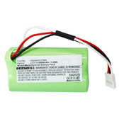2000mAh 180AAHC3TMX 993-000459 Battery for Logitech S315i S715i Z515