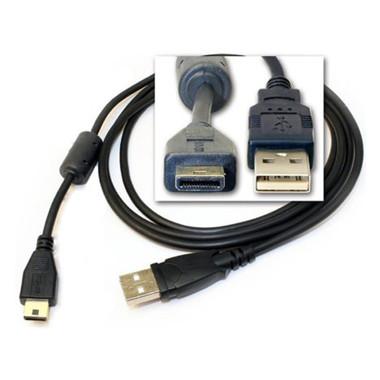 UC-E12 USB Cable for Nikon Coolpix S5 S7 S50c S51 S51s S550 S700
