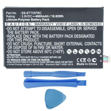 EB-BT705FBC EB-BT705FBE EB-BT705FBU Battery - Samsung Galaxy Tab S 8.4